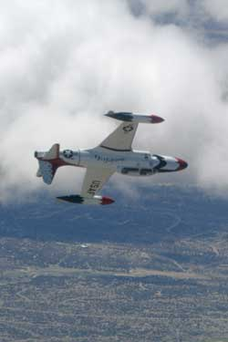 T-33 Inverted